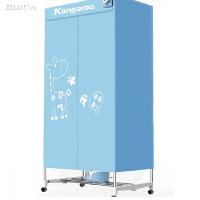 Tủ sấy quần áo dạng Kangaroo KG326 mà...