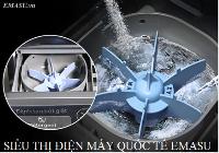 Hệ thống phân phối máy giặt Aqua, samsung chính hãng uy tín hàng đầu Việt Nam