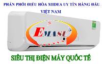 Tổng đại lý phân phối điều hòa Midea tại Hà Nội và các tỉnh thành trên cả nước