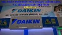 Tổng kho phân phối điều hòa daikin chính Hãng giá rẻ tại Hà Nội