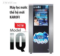 Karofi 7 cấp lọc tủ kính cường lực KT70
