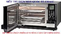 Nơi bán lò vi sóng cao cấp chính hãng với giá rẻ tại Hà Nội