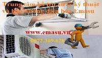 Dịch vụ bảo trì, lắp đặt, bảo dưỡng và thay gas các loại điều hòa ở Ba Đình