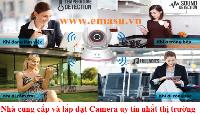 Lắp đặt Camera uy tín giá rẻ cho mọi công trình